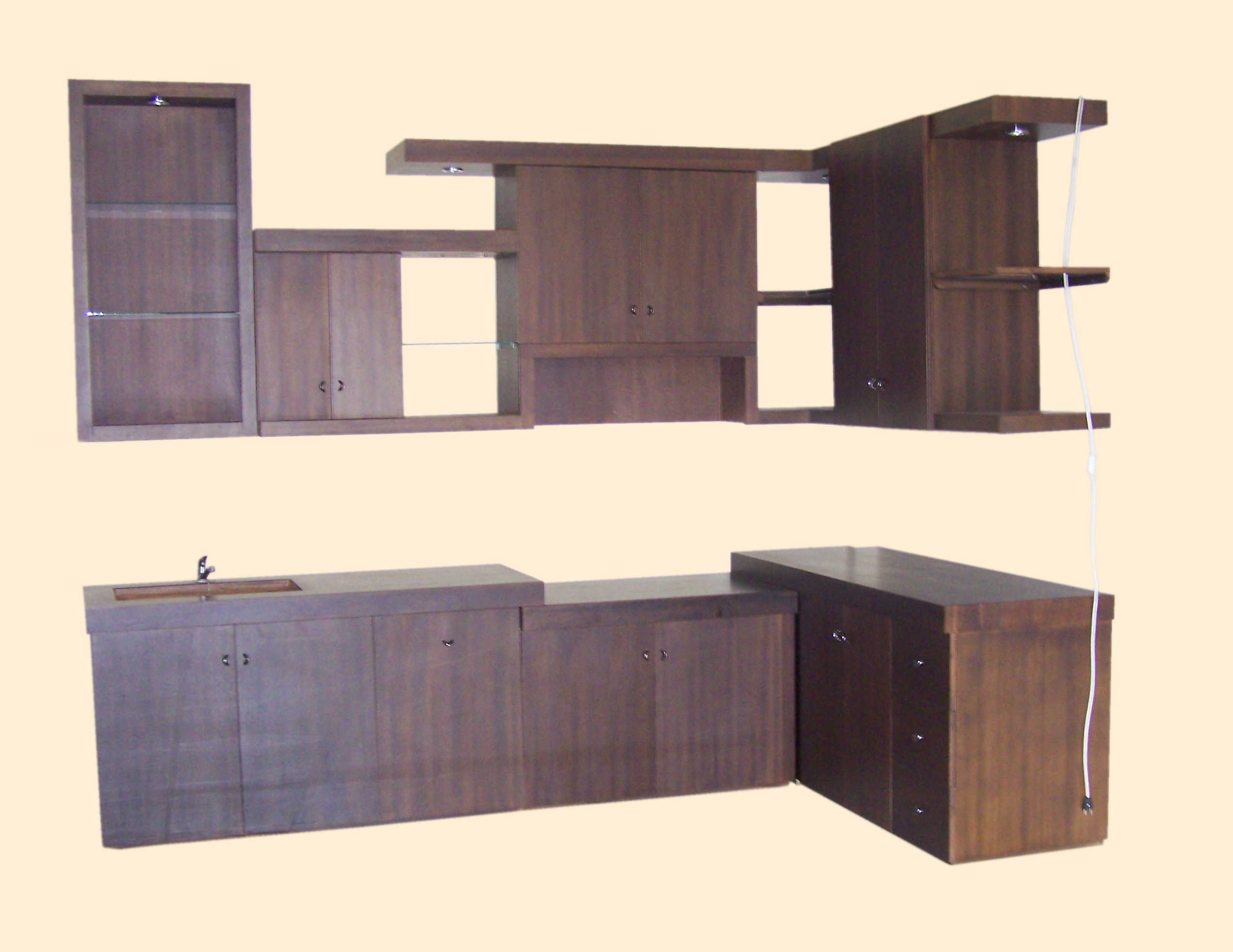 Kt03 kitchen set